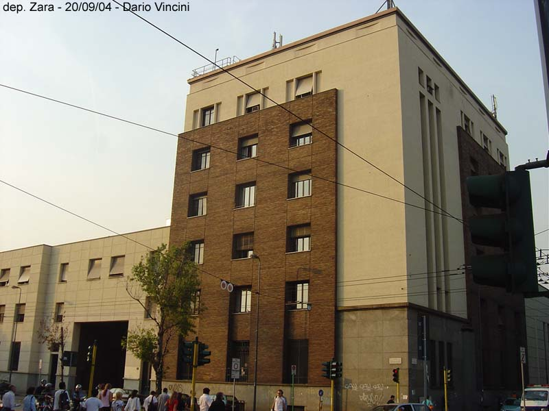Tplitalia it for Zara uffici milano